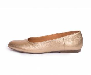 My ballerinas, gold