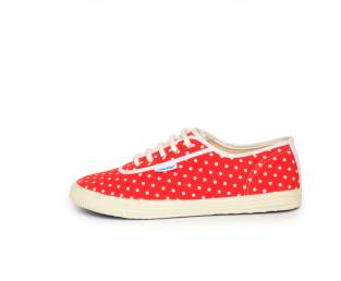 Startas, Polka dot red