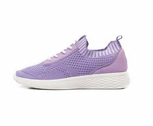Women's sneakers, purple