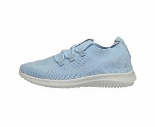Women's sneakers, blue