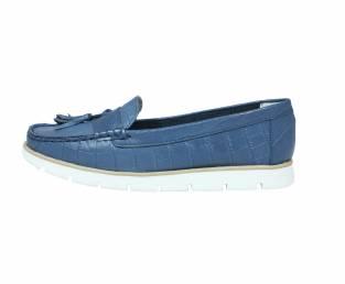 Women's shoe, blue