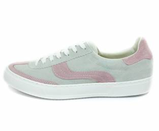 The Big Blue, women's sneaker, gray-pink