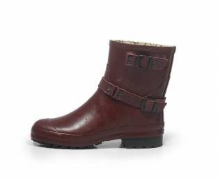 RUBBER LOW RUBBER BOOT, BORDO