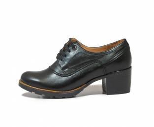 Borovo women's shoe, black