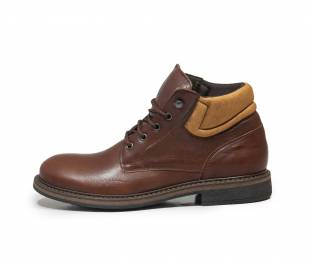 BOROVO MEN'S ANKLE BOOTS