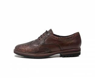 Women's shoe, Brown