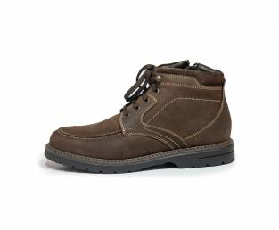 Men's ankle boots, brown