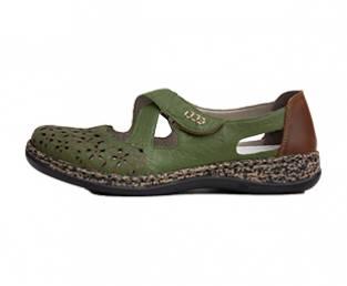 Women's sandals, Rieker