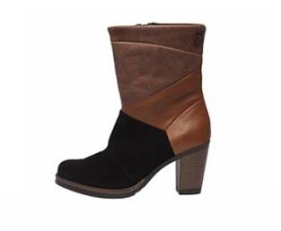 B Queen Borovo women's ankle boots