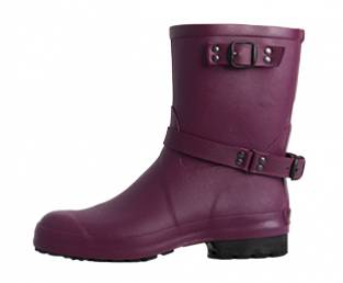 Rubber, rubber boot, Orchid, Purple