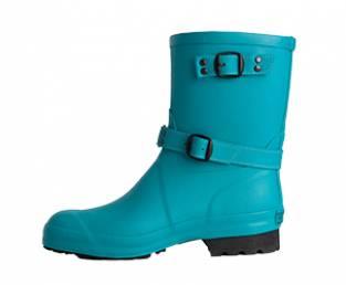 Rubber, rubber boot, Aqua