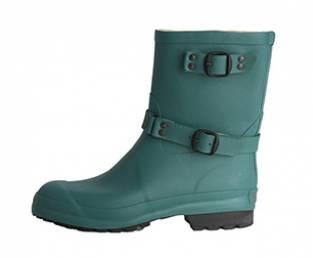 Rubber, rubber boot, Green