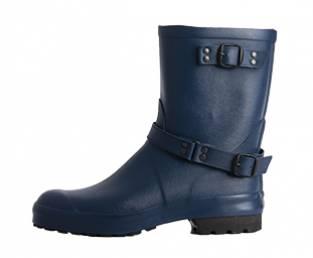 Rubber, rubber boot, Blue