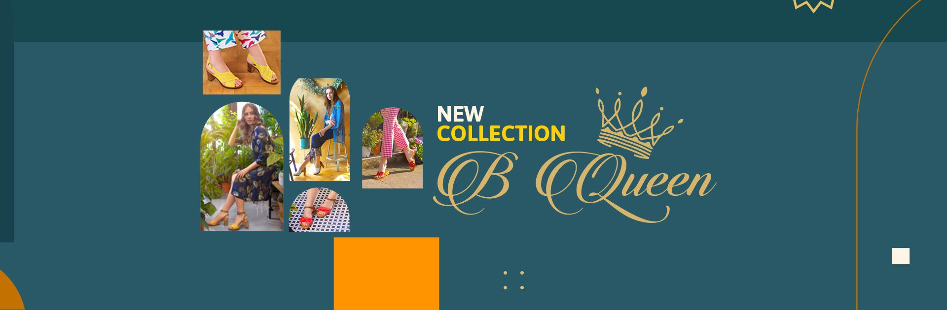 BQUEEN NEW COLLECTION
